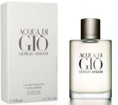 Aqua di Gio - Giorgio Armani
