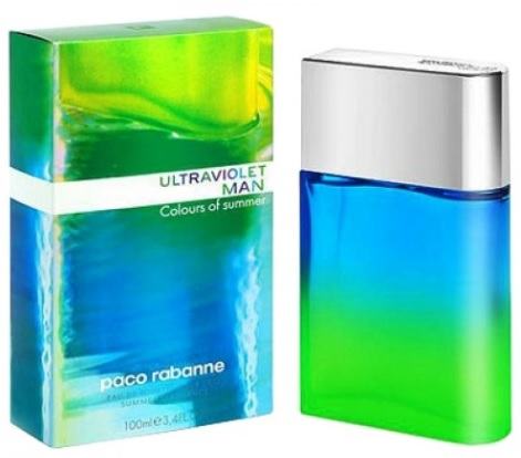 Ultraviolet Man - Colours of Summer Paco Rabanne