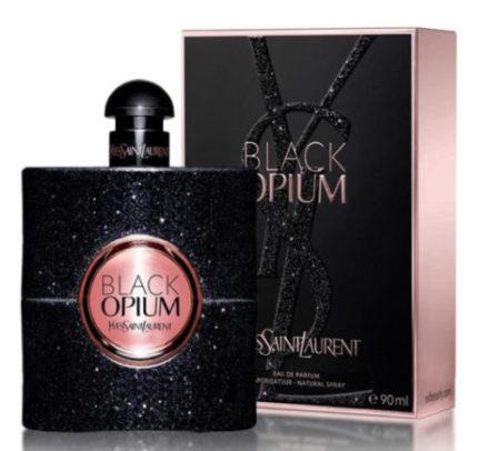 Yves Saint - Laurent - Black - Opium