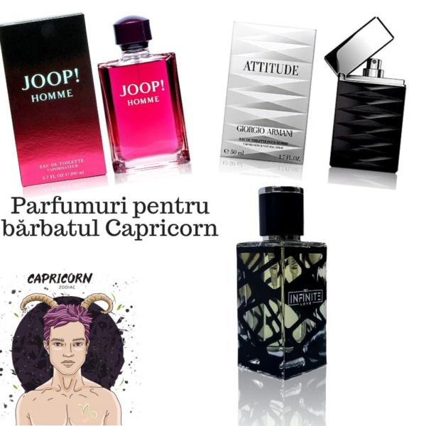Parfumuri pentru bărbatul Capricorn