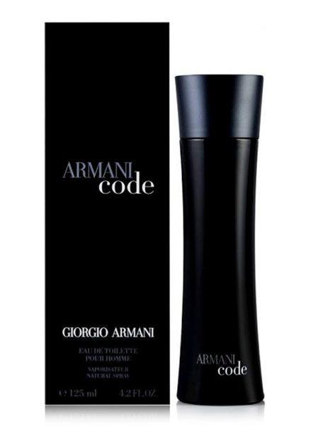 Armani Code parfum bărbat pentru zodia fecioară