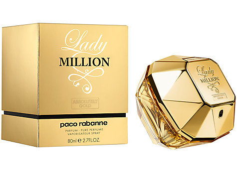 Lady Million de la Paco Rabanne