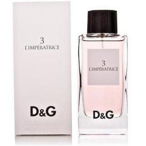L'imperatrice D&G