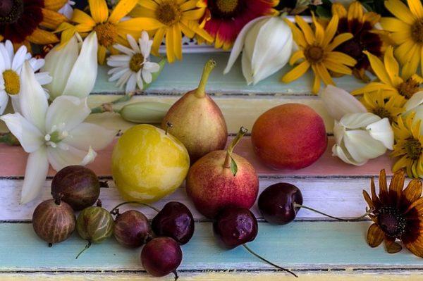 Parfumuri floral-fructate de toamnă - iarnă