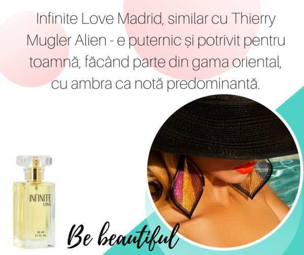 pareri blogger infinite love Be beautiful