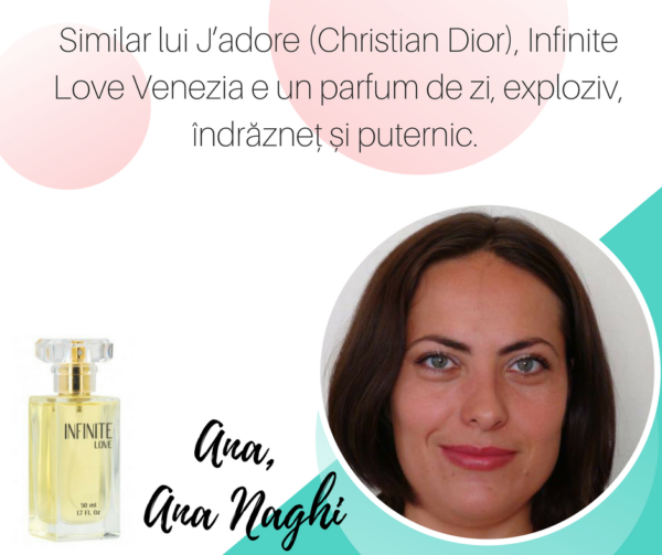pareri blogger infinite love Ana Naghi