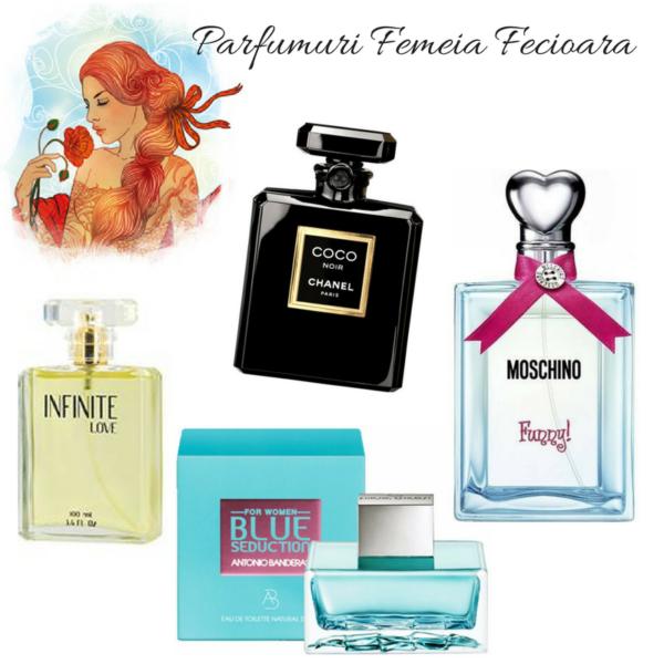 Parfumuri pentru femeia fecioara