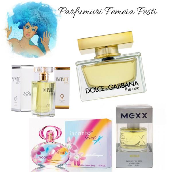 Parfumuri pentru femeia Pesti
