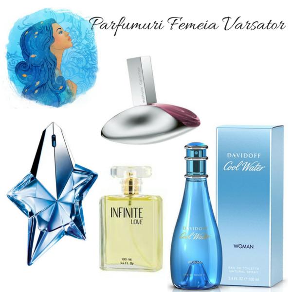 Parfumuri pentru femeia Varsator