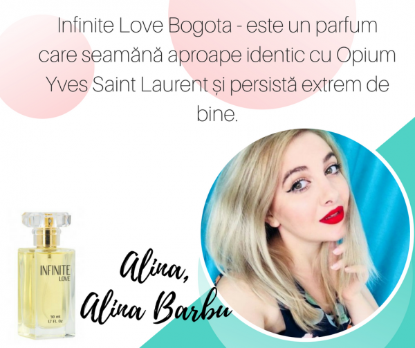 review infinite love alina barbu