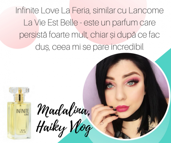 review infinite love haiky vlog